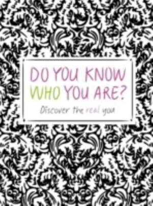 Do You Know Who You Are? de DK