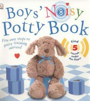 Boys' Noisy Potty Book