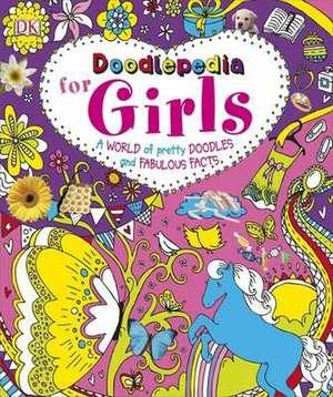 Doodlepedia For Girls de DK