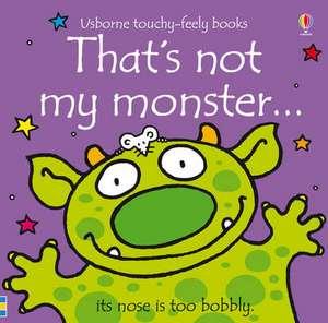 That's Not My Monster... imagine