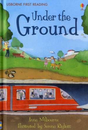 Under The Ground imagine