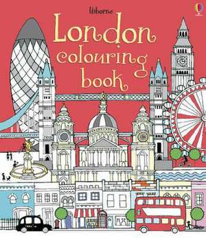 London Colouring Book imagine