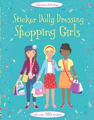 Sticker Dolly Dressing imagine