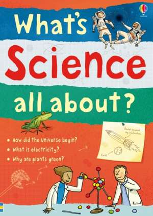 What's Science All About? imagine