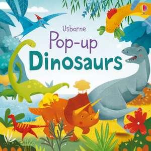 Pop-Up Dinosaurs de Fiona Watt