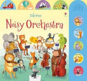 Noisy Orchestra. Noisy Books