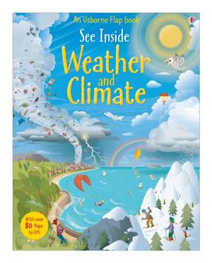 See Inside: Weather and Climate de Katie Daynes
