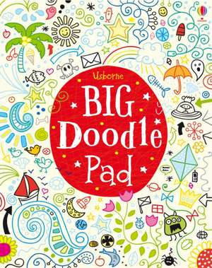 Big Doodling Pad