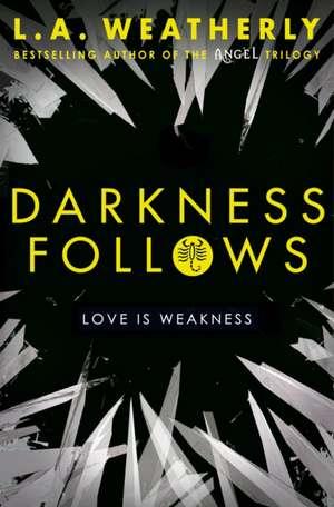 Broken 2. Darkness Follows de L. A. Weatherly