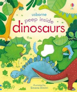 Peep Inside Dinosaurs imagine