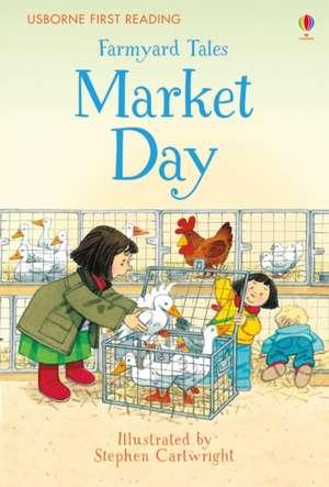 First Reading Farmyard Tales de Heather Amery