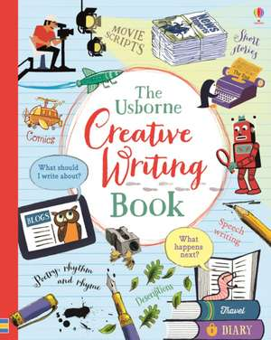 Creative Writing Book de Louie Stowell