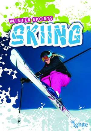 Skiing de Patrick Catel