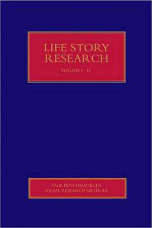 Life Story Research de Barbara Harrison