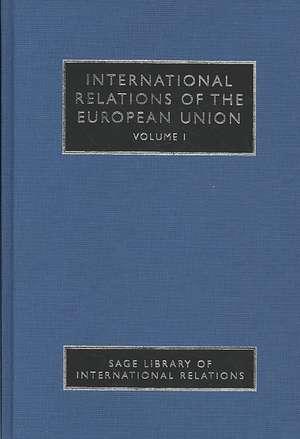 International Relations of the European Union de Wyn Rees
