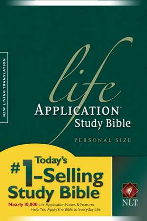 Life Application Study Bible-Nlt-Personal Size:  Biblical Answers to Common Questions (Booklet) de Tyndale