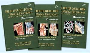 The Netter Collection of Medical Illustrations- Musculoskeletal System Package