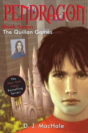 The Quillan Games de D.J. MacHale