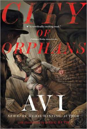 City of Orphans de Avi