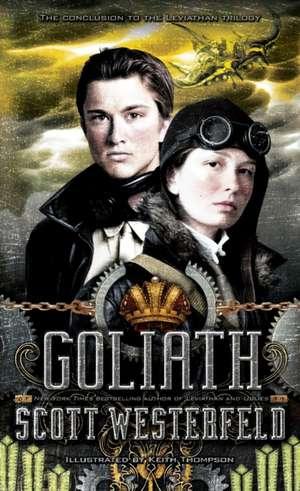 Goliath de Scott Westerfeld
