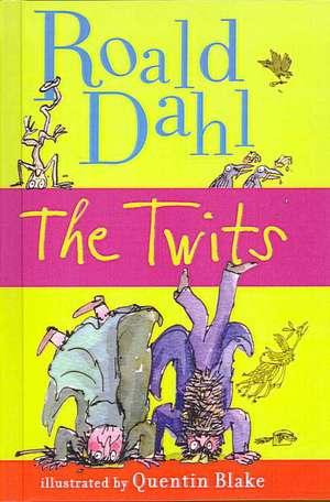 The Twits de Roald Dahl