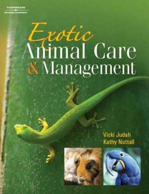 Exotic Animal Care & Management