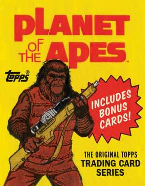 Planet of the Apes de The Topps Company