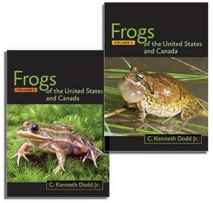 Frogs of the United States and Canada, 2–vol. set imagine