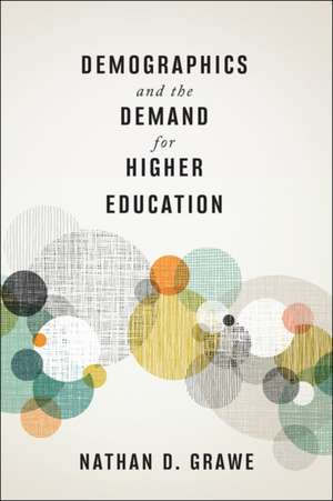 Demographics and the Demand for Higher Education imagine