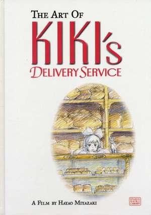 The Art of Kiki's Delivery Service imagine