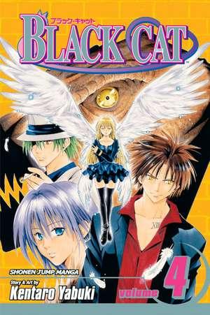 Black Cat, Vol. 4