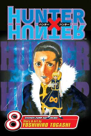 Hunter x Hunter, Vol. 8