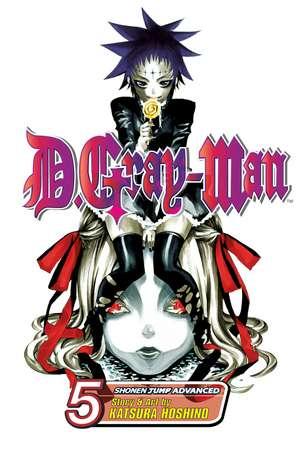 D. Gray-Man, Vol. 5