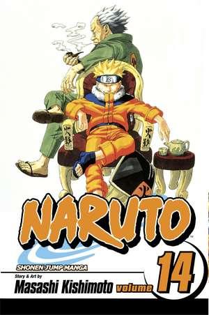 Naruto, Vol. 14