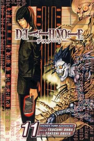 Death Note, Vol. 11 de Tsugumi Ohba