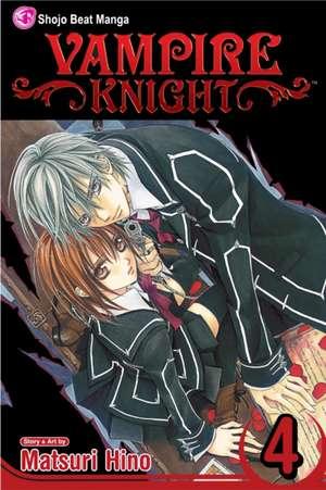 Vampire Knight, Vol. 4 de Matsuri Hino