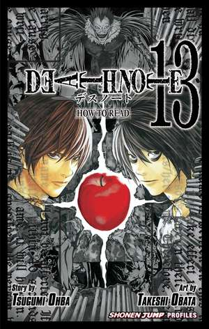 Death Note How to Read 13