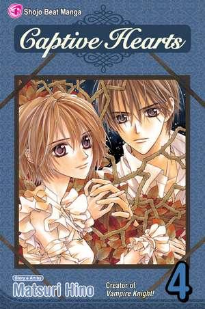 Captive Hearts, Vol. 4 de Matsuri Hino