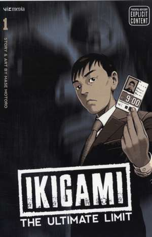 Ikigami: The Ultimate Limit, Vol. 1 imagine