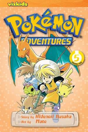 Pokémon Adventures (Red and Blue), Vol. 5 de Hidenori Kusaka