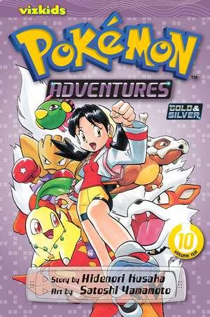 Pokemon Adventures, Vol. 10