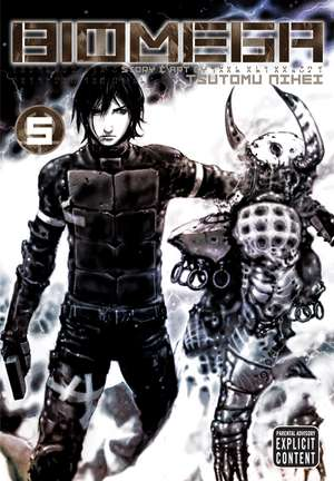 Biomega, Vol. 5 de Tsutomu Nihei