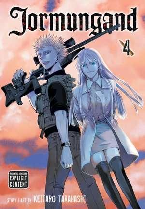 Jormungand, Volume 4 de Keitaro Takahashi