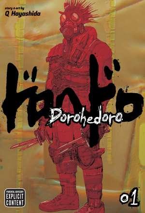 Dorohedoro, Vol. 1 de Q. Hayashida