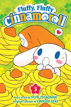 FLUFFY FLUFFY CINNAMOROLL GN VOL 03 (C: 1-0-1) de Yumi Tsukirino