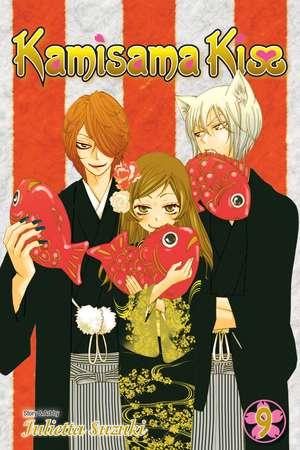 Kamisama Kiss, Vol. 9