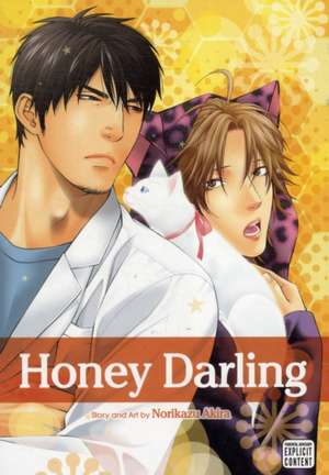 Honey Darling (Yaoi Manga) de Norikazu Akira