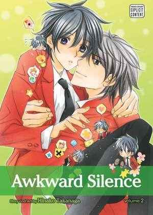 Awkward Silence, Vol. 2 de Hinako Takanaga