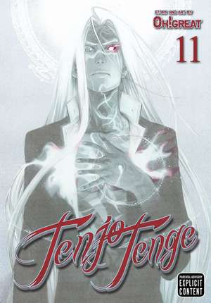 Tenjo Tenge (Full Contact Edition 2-in-1), Vol. 11 de Oh!great