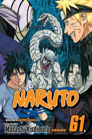 Naruto, Vol. 61